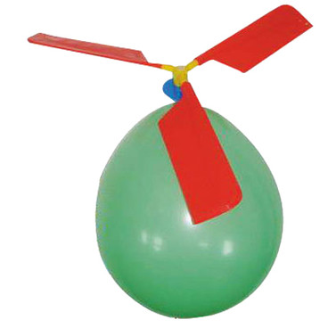 Ballon-helicopter