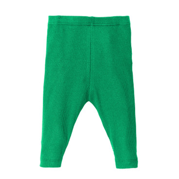 Baby-leggings, grasgroen