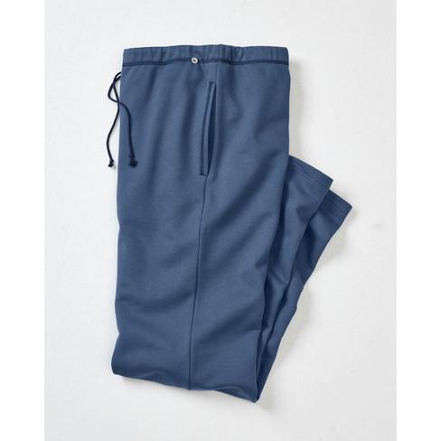 Joggingbroek, jeansblauw M