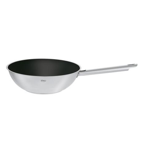 Roestvrijstalen wokpan
