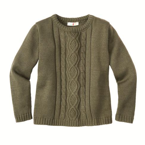 Gebreide pullover, dennen 134/140