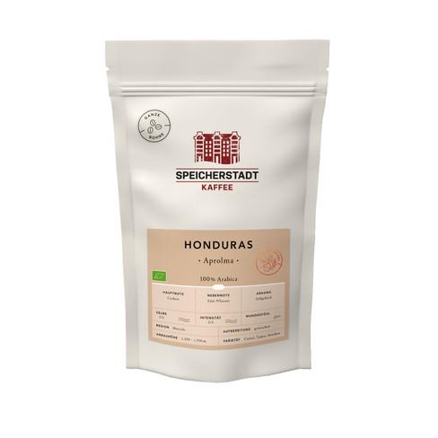 Koffiebonen Honduras Aprolma 250 g