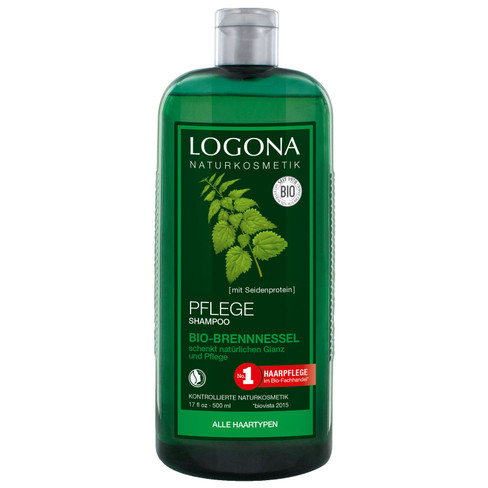 Verzorgende shampoo bio-brandnetel 500 ml