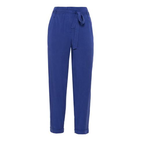 Comfortable broek uit TENCEL™, ultramarijn 44