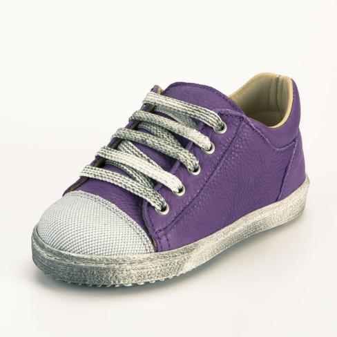 Sneaker, lila 33 - voetlengte 21 ,6cm