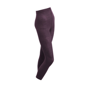 7/8-pantyleggings, aubergine