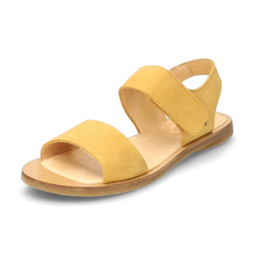 "Sandalen ""Tulip"", curry"