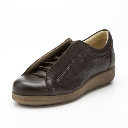 Biologische sneakers, kastanje 40