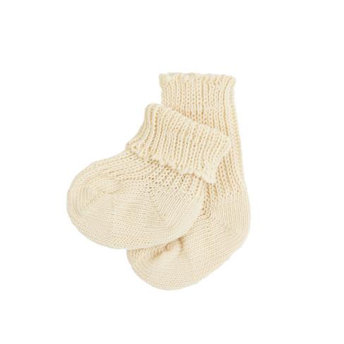Babys eerste sokjes, natuur E�n maat (L 8 cm)
