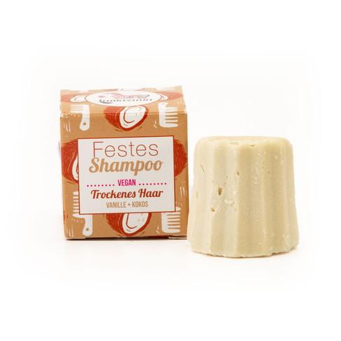 Vaste shampoo vanille-kokos, 55 g
