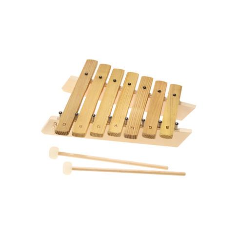 Pentatonische xylofoon