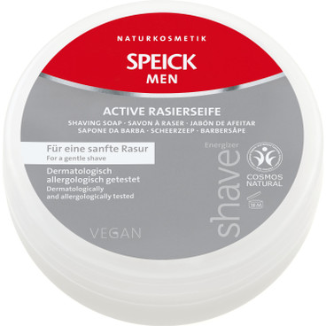 Men Active scheerzeep 150 g