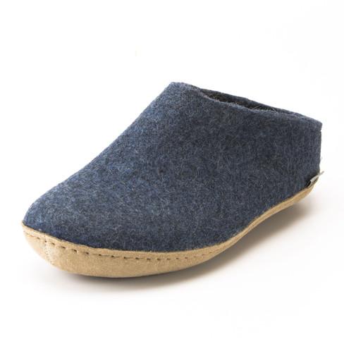 Pantoffels voor hem & haar, jeans 39