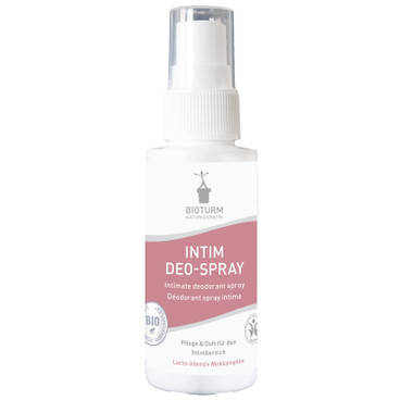 Bioturm intiem deo spray, 50 ml