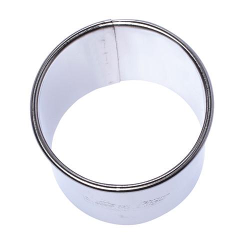 Professionele uitsteekvorm cirkel 5cm 50