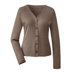 Vest, taupe