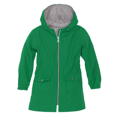 Outdoor-parka Bionic-Finish Eco, grasgroen