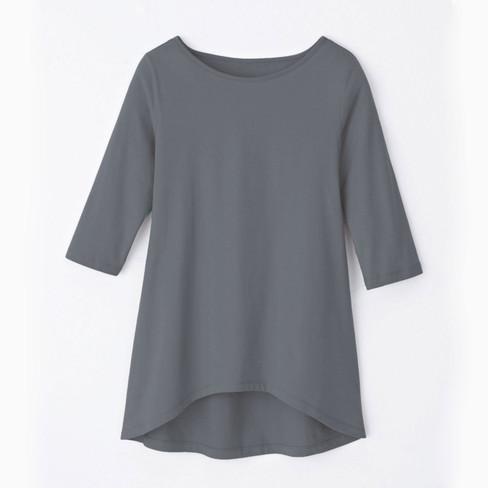 Longshirt, leisteen 36/38