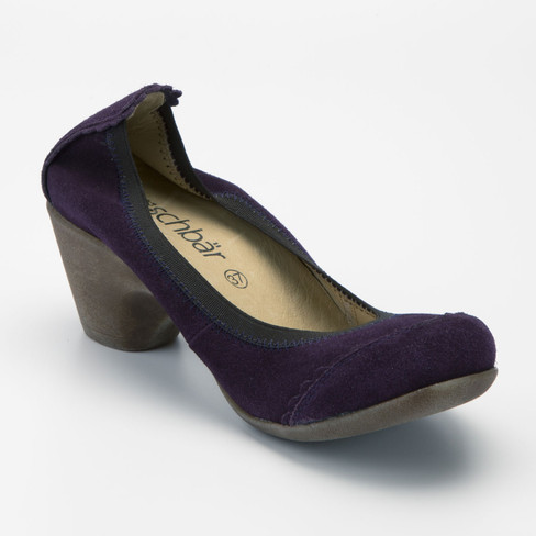 Pumps, lila