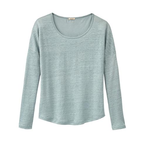 Shirt met lange mouwen, gletsjer 44/46