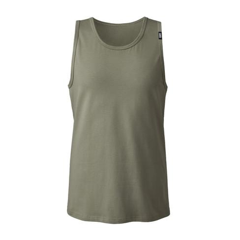 T-shirt zonder mouwen, olijf 8