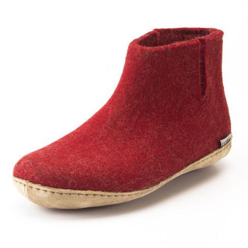 Pantoffels, rood 41