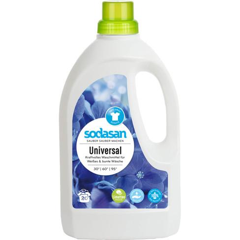 Limette universeel wasmiddel 1,5 L
