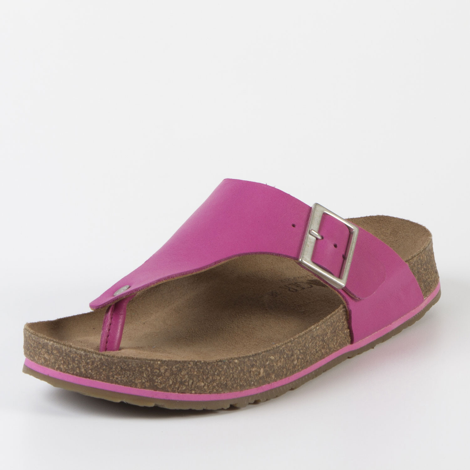 "Haflinger Teenslipper ""Conny"", pink 