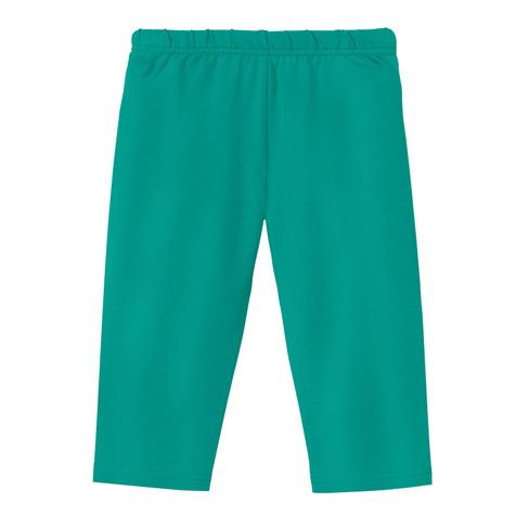 3/4-legging, oceaanblauw 86/92