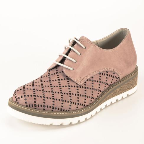 Lage schoen, roze 39