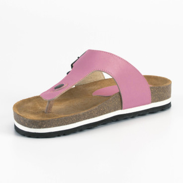 Teenslipper, roze
