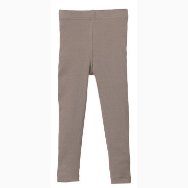 Kinder-leggings, taupe