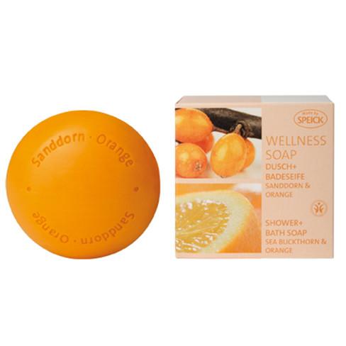 Speick douche- en badzeep Duindoorn & Sinaasappel