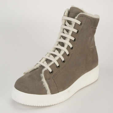 Sneakers, taupe