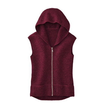 Walkstof gilet, port