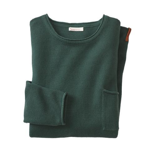 Pullover, smaragd XXL