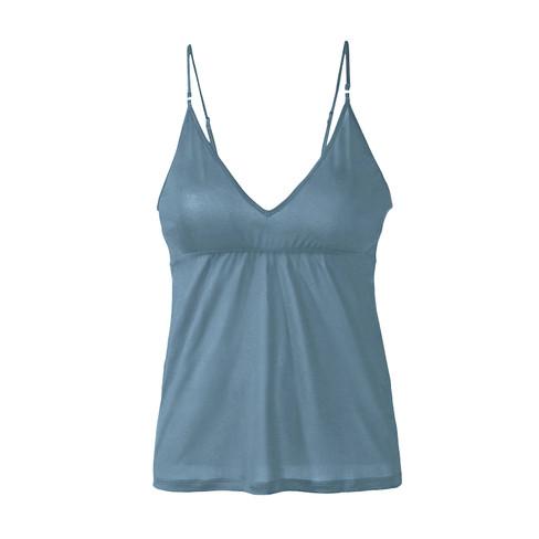 BH-hemd, rookblauw 44