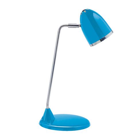 LED-tafellamp MAUL starlet, lichtblauw