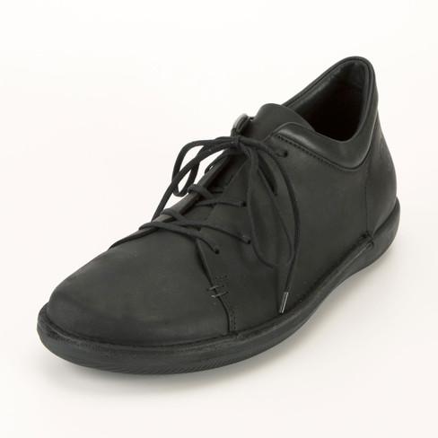 Halfhoge schoen, zwart 45