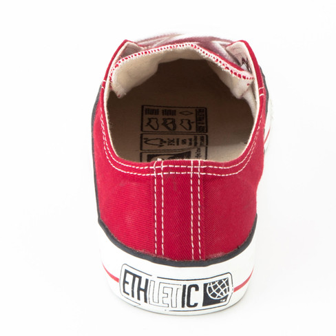 "Sneaker ""Lo Cut Classic"", Rood"