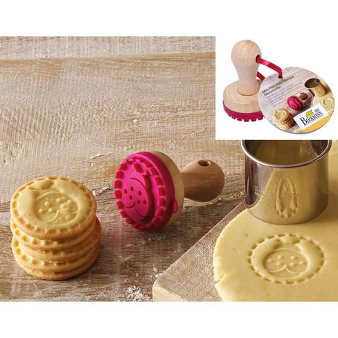 Mini-koekjesstempel lieveheersbeestje