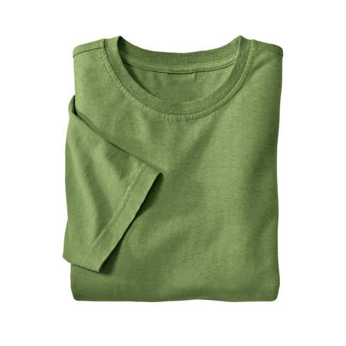T-shirt, appelgroen M from Waschbär