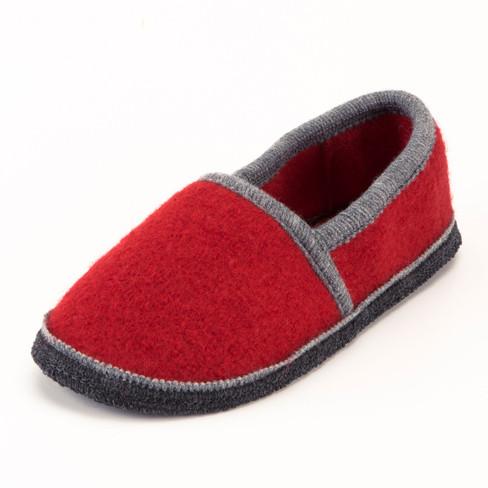 Pantoffel, rood 41