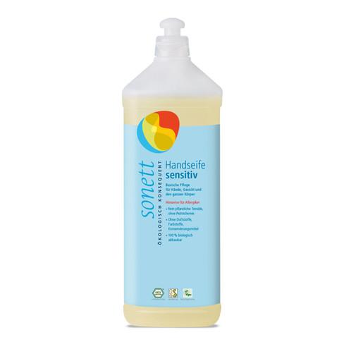 SONETT SENSITIV handzeep liter