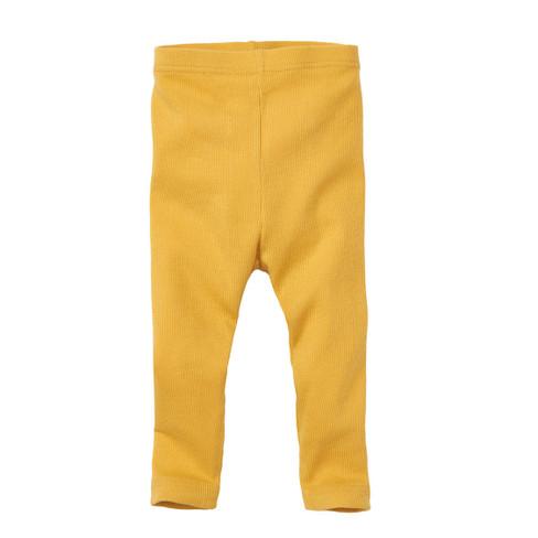 Baby-leggings, saffraan 74/80