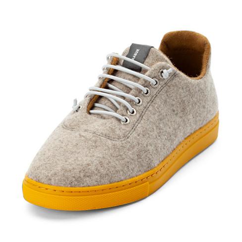 Wol-sneaker URBAN WOOLERS, beige 41