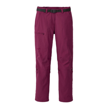 Dames outdoorbroek LULAKA, grafiet