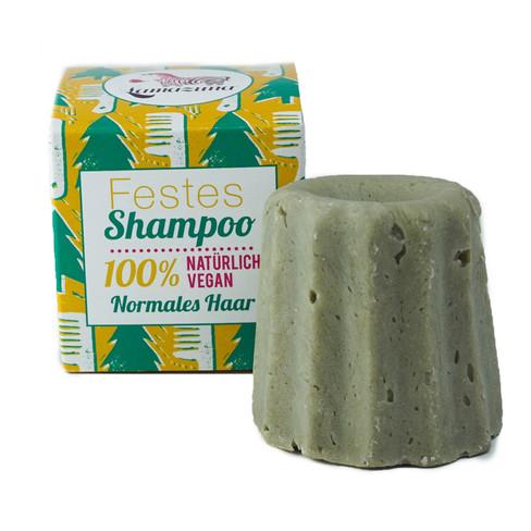 Vaste shampoo zilverspar, 55 g