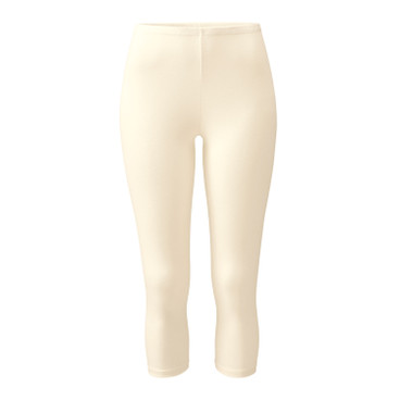 3/4-leggings, naturel