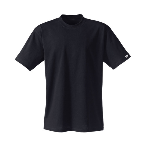 T-shirt met halflange mouw, schwarz 7